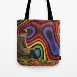 Whimsy of the Withdrawn Tote Bag