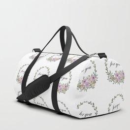 for you . Artwork Duffle Bag
