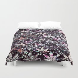 gorgeous weed-126 Duvet Cover