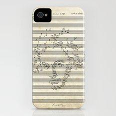 Beethoven Slim Case iPhone (4, 4s)