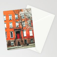 Brooklyn in the Springtime Stationery Cards