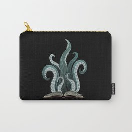 Tentacle book Carry-All Pouch