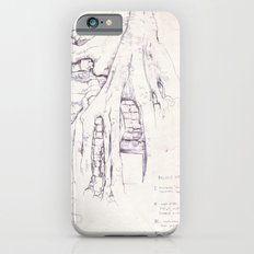 Given enough time, nature will win iPhone 6s Slim Case