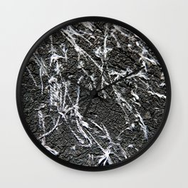 Rubber & String Wall Clock