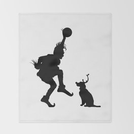 #TheJumpmanSeries, The Grinch Throw Blanket