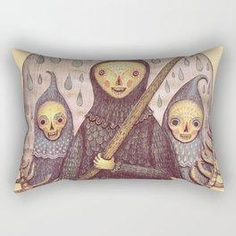 DEBITUM NATURAE Rectangular Pillow