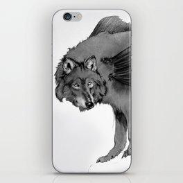 Ocean Wolf iPhone Skin