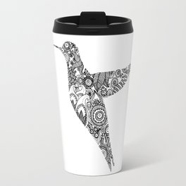 The humming bird Travel Mug
