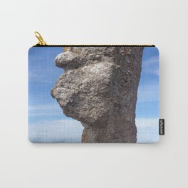 SHAPE OF A FACE I SEA Carry-All Pouch