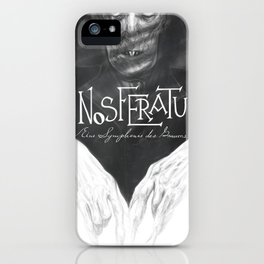 Nosferatu iPhone Case