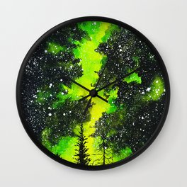 Hope Galaxy Wall Clock