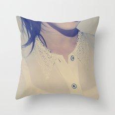 BLOUSE Throw Pillow