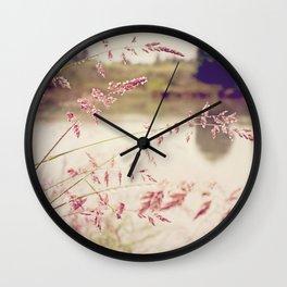 Rivers Edge Wall Clock