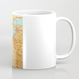 The Lost T Coffee Mug
