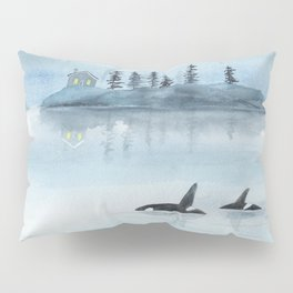 Nature is my home Pillow Sham