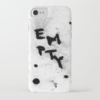 typo iPhone & iPod Cases featuring Typo poster by Petr Skovajsa