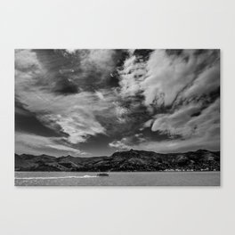 Lyttelton Harbour Ferry Canvas Print