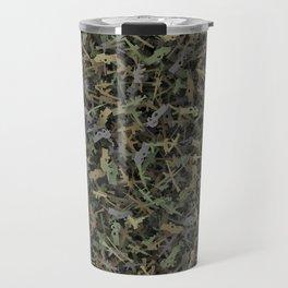 Weapon camouflage Travel Mug