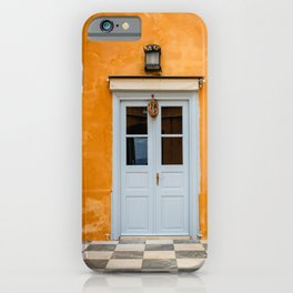 The Way to Greece  iPhone Case