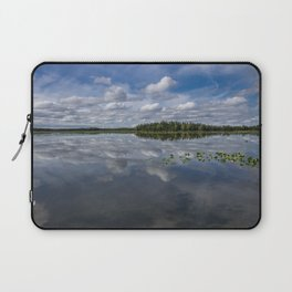 Tranquility At Its Best 2 - Alaska Laptop Sleeve