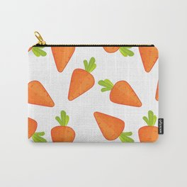 carrot pattern Carry-All Pouch