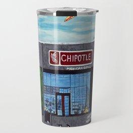 Chipotle - Hollywood Travel Mug