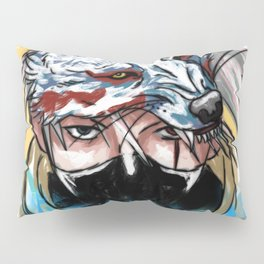 Abstract Kakashi Pillow Sham