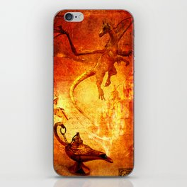 Once Upon A Time Fairy Tale  iPhone Skin