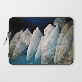 Ice Shell Laptop Sleeve