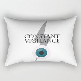 Constant Vigilance! Rectangular Pillow