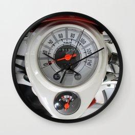 indicator speed 3 Wall Clock