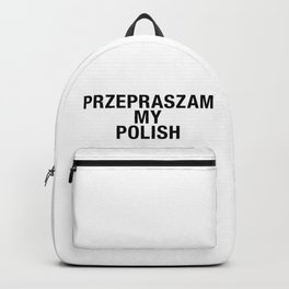 POLISH Backpack