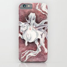All Aboard the S.S. Cow (Europa & Zeus) iPhone 6 Slim Case