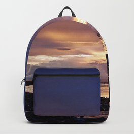 Beams of Light across the Sky Backpack
