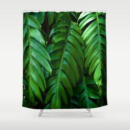 Always green Shower Curtain