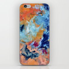 The Colour of Sound No. 1 iPhone & iPod Skin