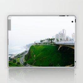 Coast of Miraflores, Lima, Peru Laptop & iPad Skin