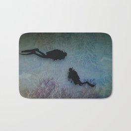 Scuba Divers Bath Mat