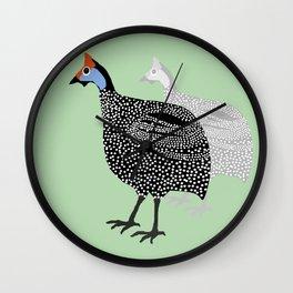 Clifford and his shadow Wall Clock