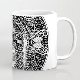 deer mandala Coffee Mug