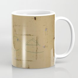 Peace Grafitti Coffee Mug