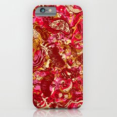 Red hot day Species iPhone 6s Slim Case