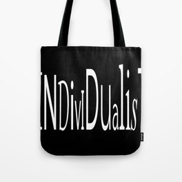 Individualist Tote Bag