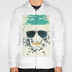 Sleeping with the fishes Hoody