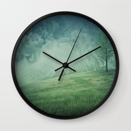 cold freshness Wall Clock