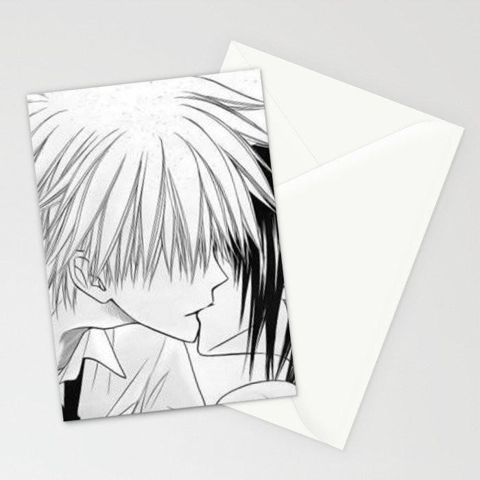 Kaichow wa maid sama Stationery Cards