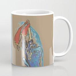 The Summoner And The Blitzball Player Coffee Mug