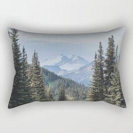 Garibaldi Provincial Park II Rectangular Pillow