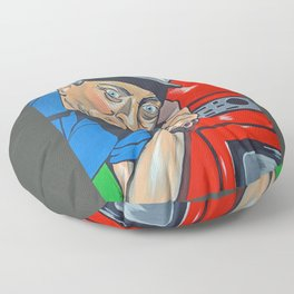 Rodney Dangerfield Caddyshack Floor Pillow