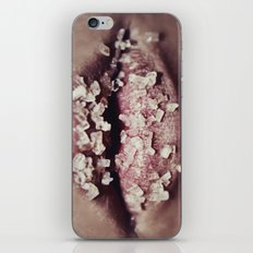 GIMME SOME SUGAR, BABY iPhone & iPod Skin